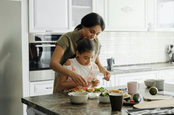 pengalaman masak untuk anak