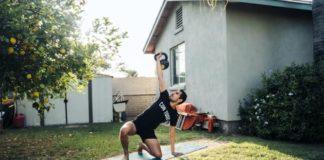 olahraga di rumah