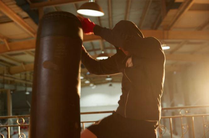olahraga di rumah boxing
