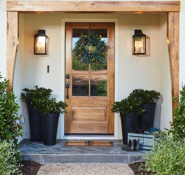 5 Desain Pintu Rumah Yang Sesuai Dengan Tema Hunian Anda Blog Ruparupa