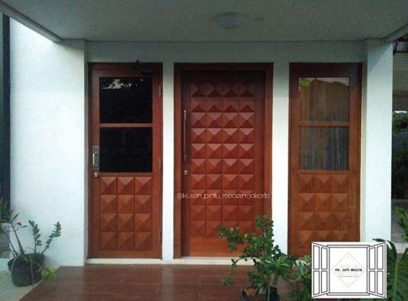 pintu rumah unik