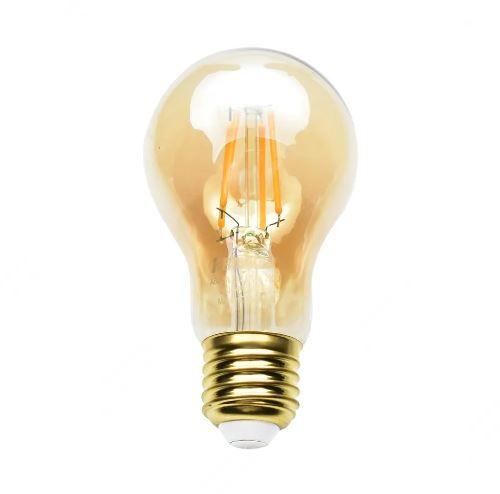 lampu bohlam filamen