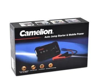 Camelion Jump Starter Portabel Mobil 6000 Mah