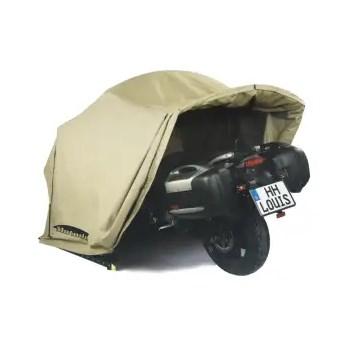Garasi Motor Portabel Tbh-300 - Cokelat.JPG