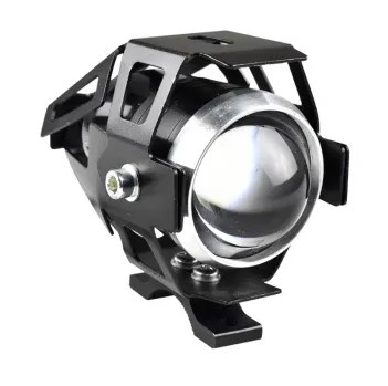 Motoboy Lampu Sorot Motor Cree Led - Putih.JPG