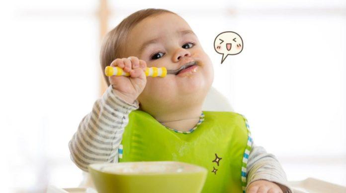 makanan & minuman bayi
