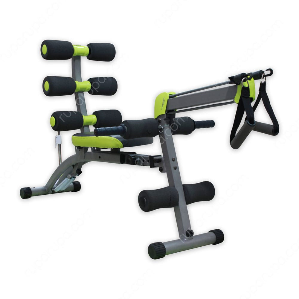 Alat olahraga perut Wonder Core 2 Alat Fitness
