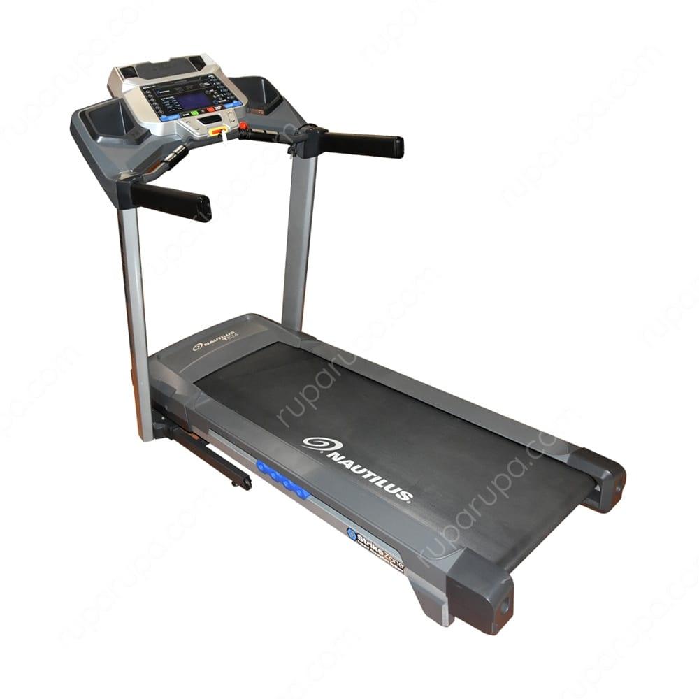 Nautilus Motorized Treadmill T624