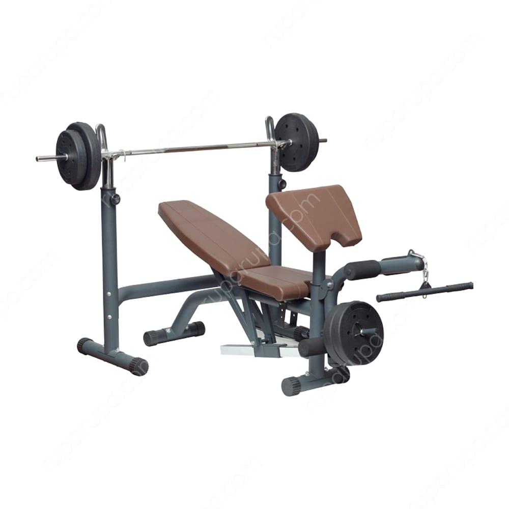 Berwyn Weight Lifting Bench 45 Kg
