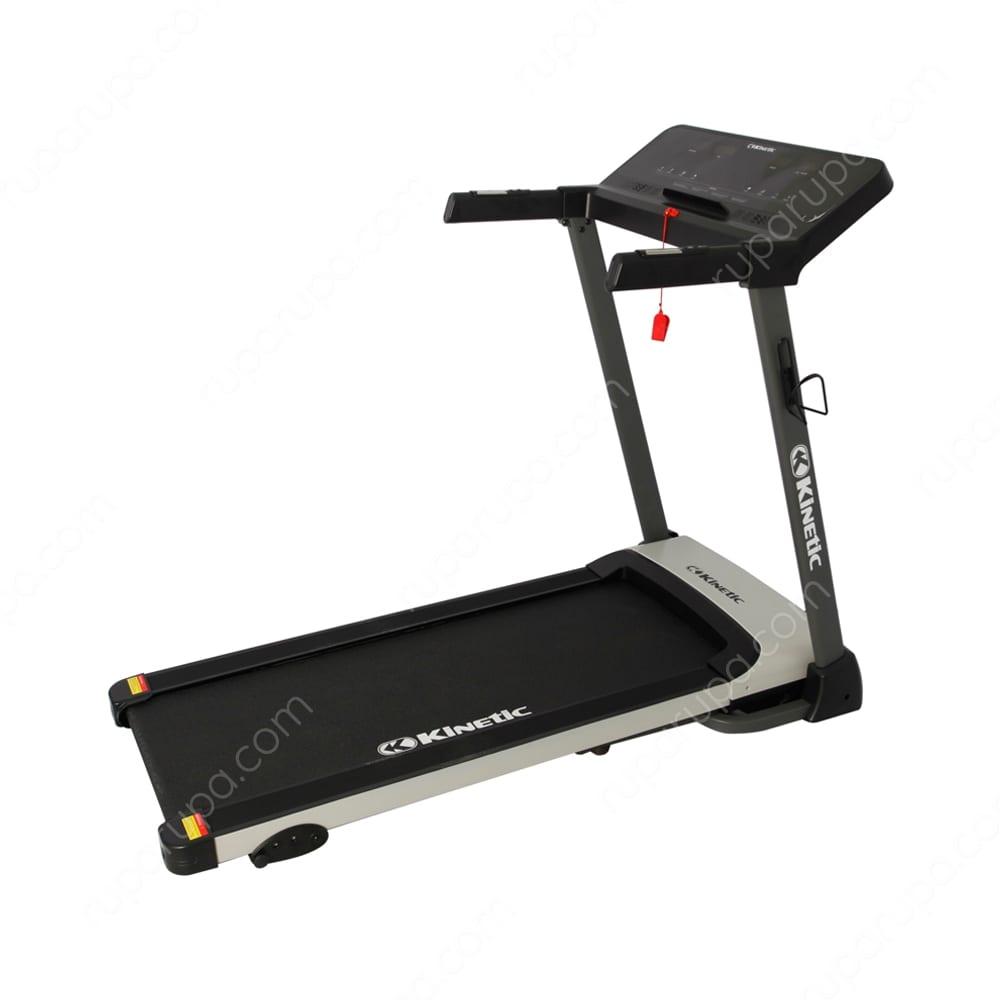 alat olahraga lari Kinetic Treadmill Motorized 12 p
