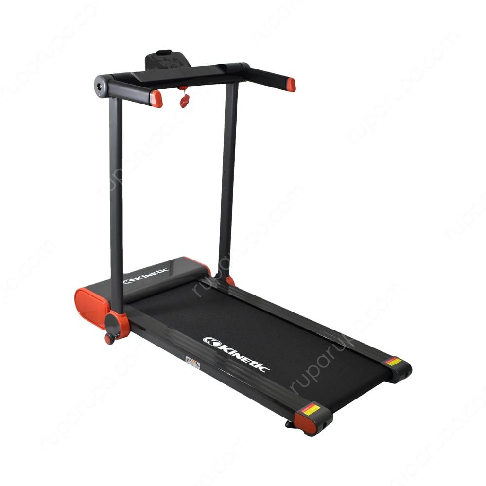 Alat olahraga lari kinetic treadmill