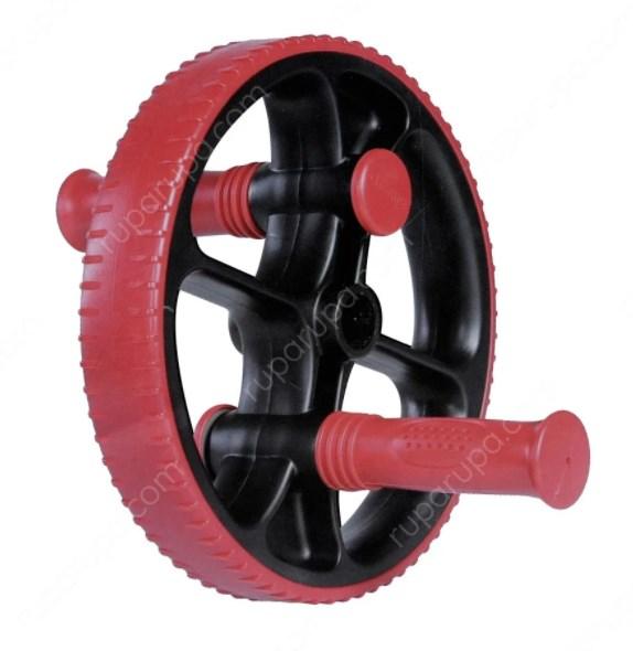 Champs Dual Ab Slide Wheel – Merah