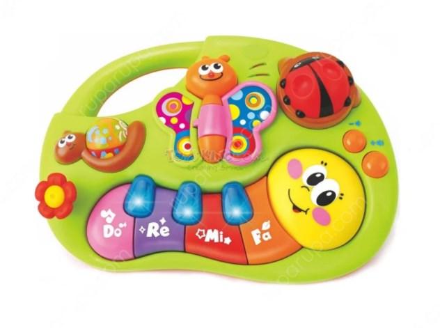 keyboard mainan anak