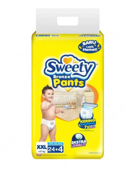 Sweety Bronze pants