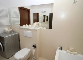 gorden kamar mandi