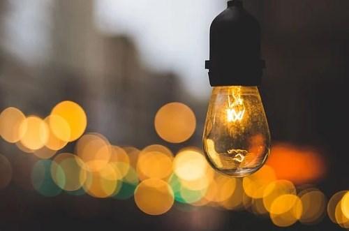 lampu bohlam kecil