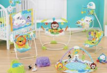 perlengkapan bayi dan keamanan bayi