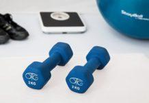 Alat fitnes rumahan