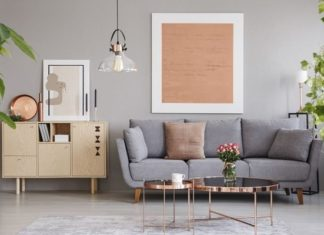 sofa bed informa promo