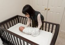 tempat tidur bayi & aksesoris