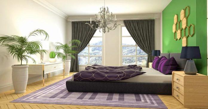 tempat tidur yang sehat
