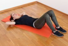 Alat olahraga perut