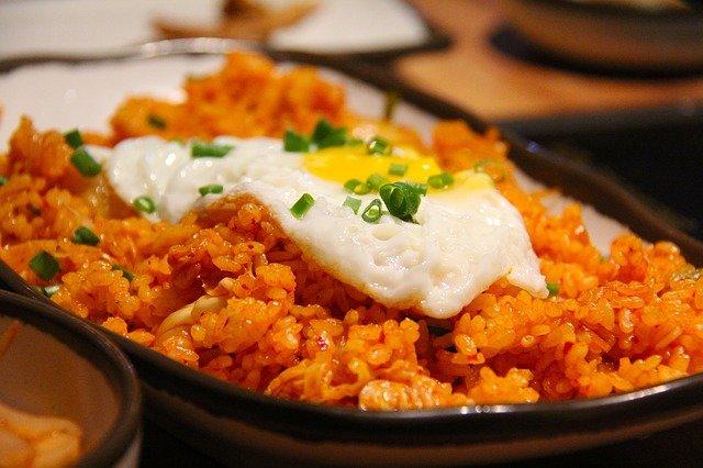 menu diet seminggu nasi goreng kimchi