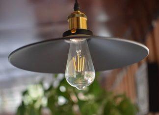 lampu gantung yang cantik