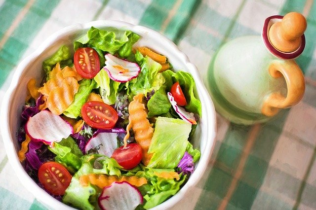 Menu diet seminggu salad
