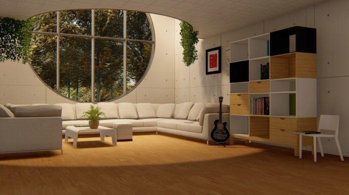 set sofa untuk ruangan tamu