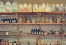 Cara memilih food storage