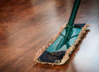 lantai bersih