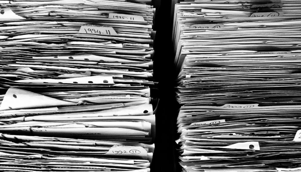Splitting documents