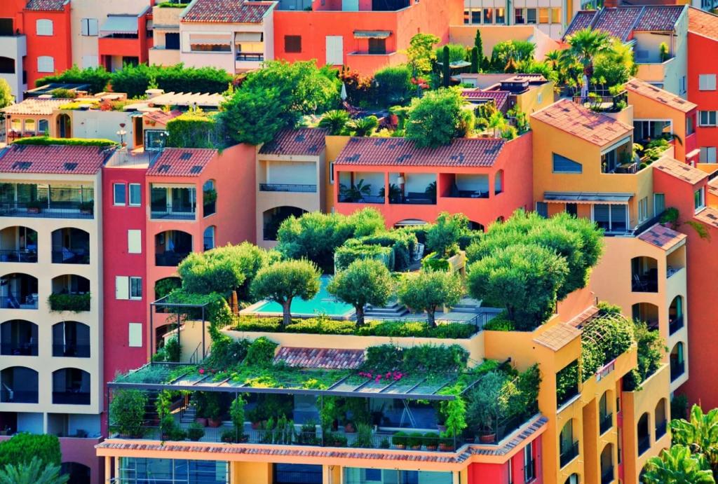 cegah banjir dengan buat roof garden