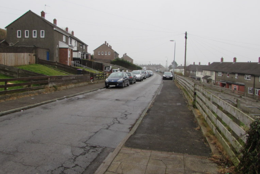 houses high up from the road can prevent flooding