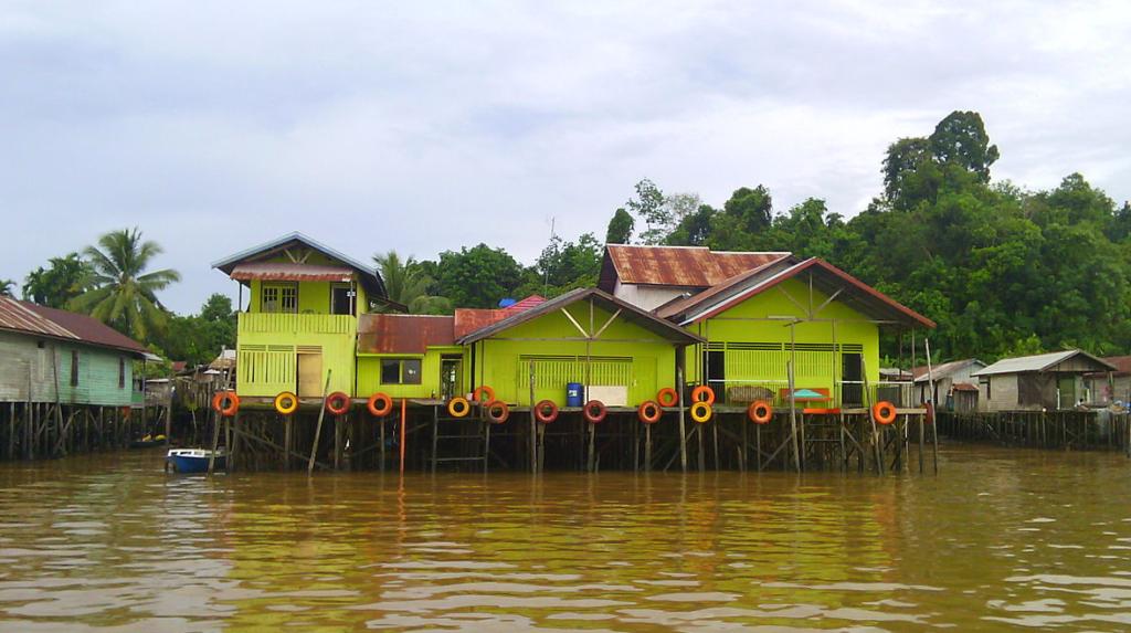 riverside house
