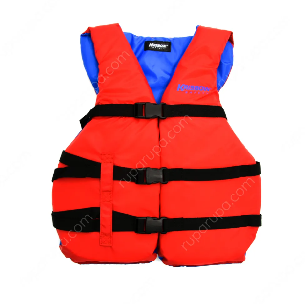 emergency equipment when flooding life vest