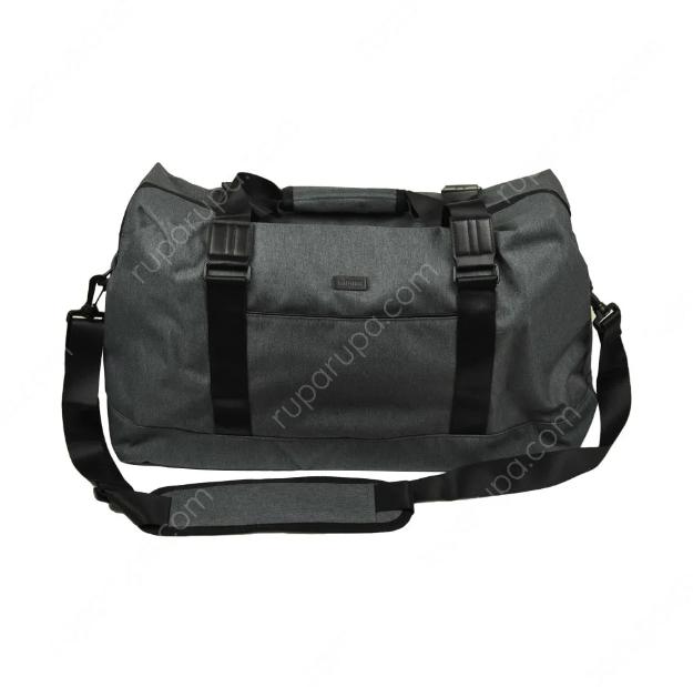 Bawa Peralatan Darurat dengan Duffle Bag