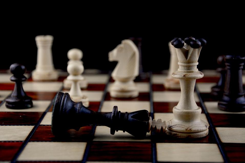 formasi catur terkuat