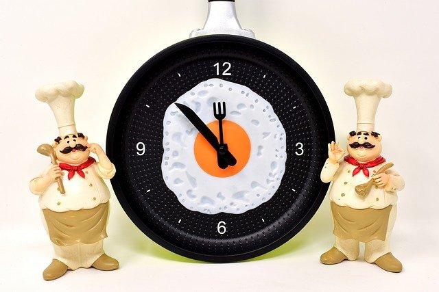 Mengatur jam.makan membuat bobot tubuh cepat turun
