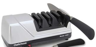 electric knife sharpener