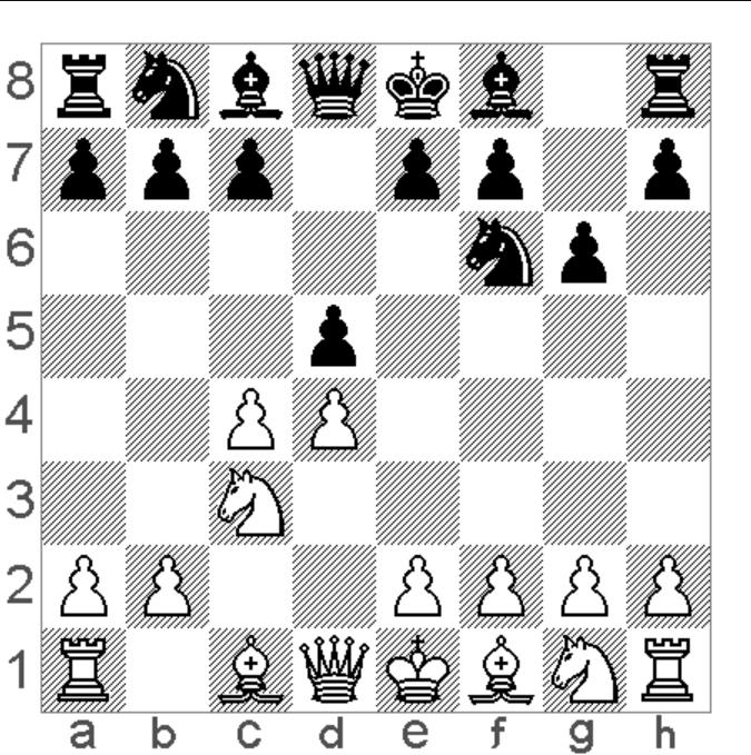 strategi catur grunfeld defense