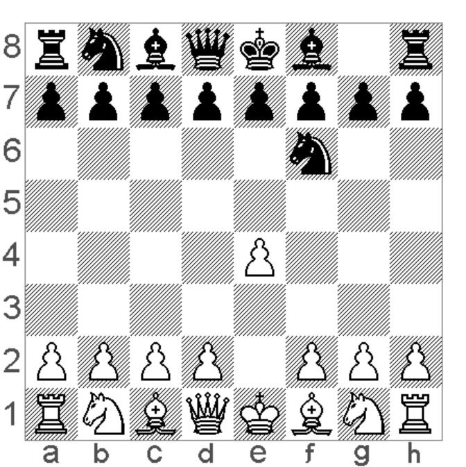 strategi catur alekhine defense