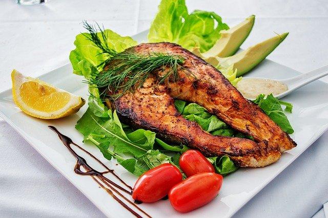 Mengonsumsi protein baik untuk tubuh