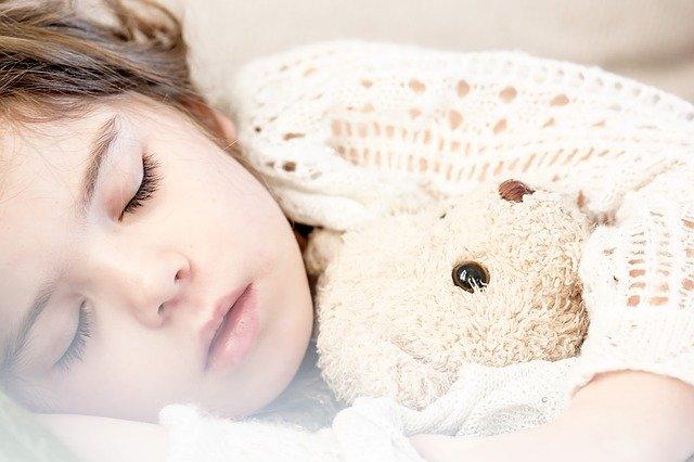 Tidur yang berkualitas membantu menaikan berat tubuh