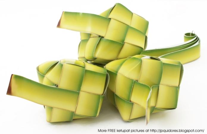Cara membuat ketupat lebaran