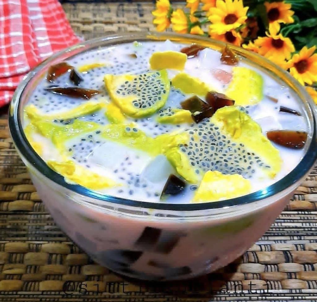 Es sop buah Campur