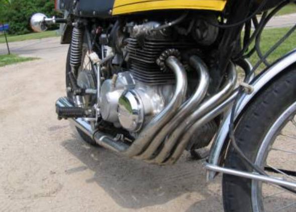 underbelly exhaust
