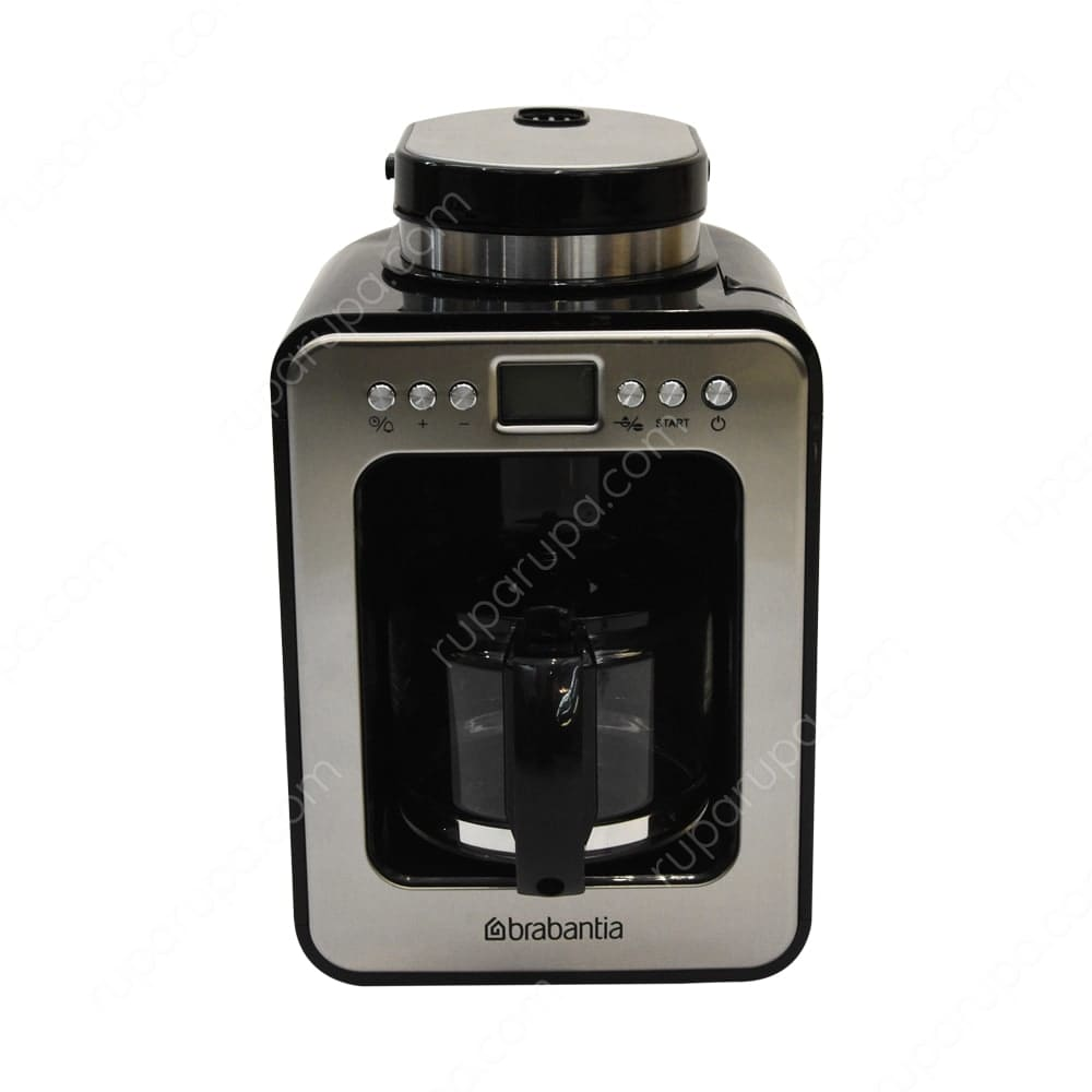 Coffee Maker With Warming Plate