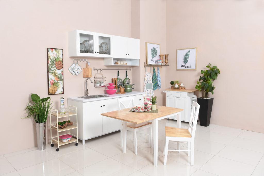 Pastel adalah palet yang bisa kamu gunakan untuk dapur